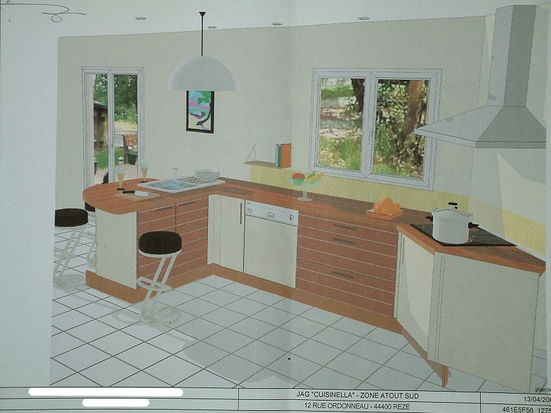 la cuisine - nady et seb construisent ! - Lave Vaisselle En Hauteur Cuisine