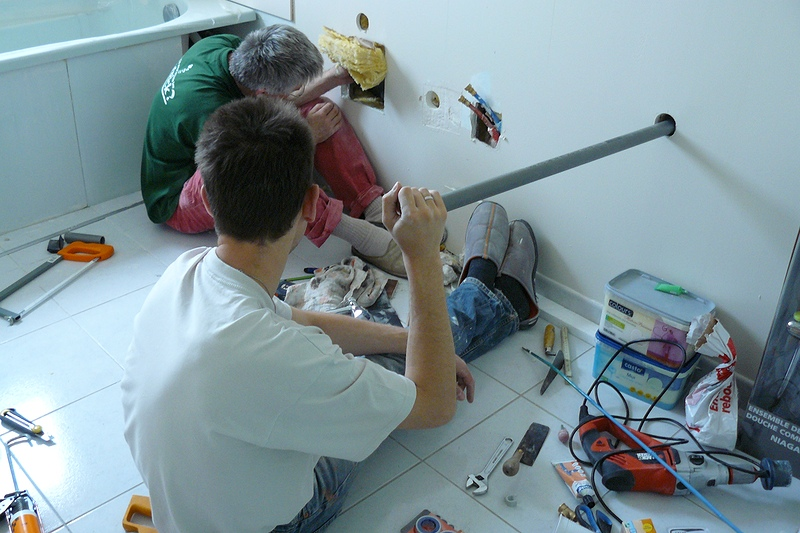 Placo Nady Et Seb Construisent